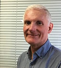 Stuart Kettle - Sales Administrator